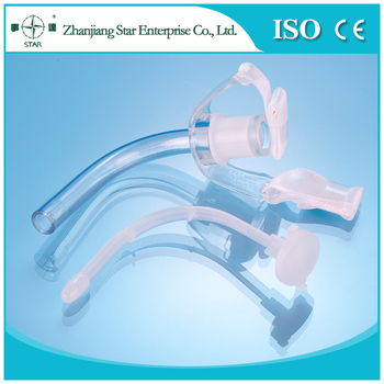Tracheostomy Tube with CE and ISO Certificated