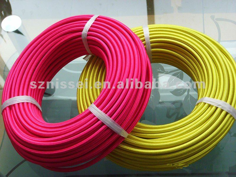 UL20604 3 CORE/4 CORES 200 DEGREE HIGH TEMPERATURE TEFLON WIRE