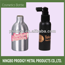 S-Hot sale competitive price aluminum large bottle nail polish bottle