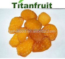 Dried yellow peach from china