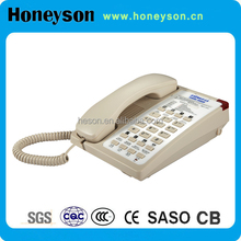 moisture proof hospitality stationary hotel phone