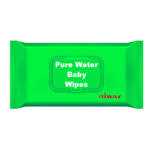 Professional factory made cheap pure water baby wipes
