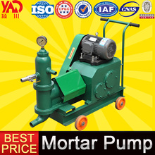 HJB-3 cement mortar pump with best pressure grouting machine price