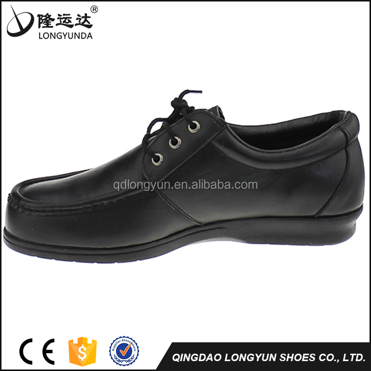 Free sample low price double safety safety shoes dubai for office men