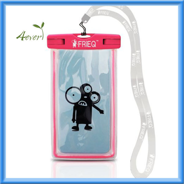 Universal Waterproof Case for Apple iPhone 6,5s, 5, Galaxy S5, S4 S3, HTC One X, Galaxy Note 3