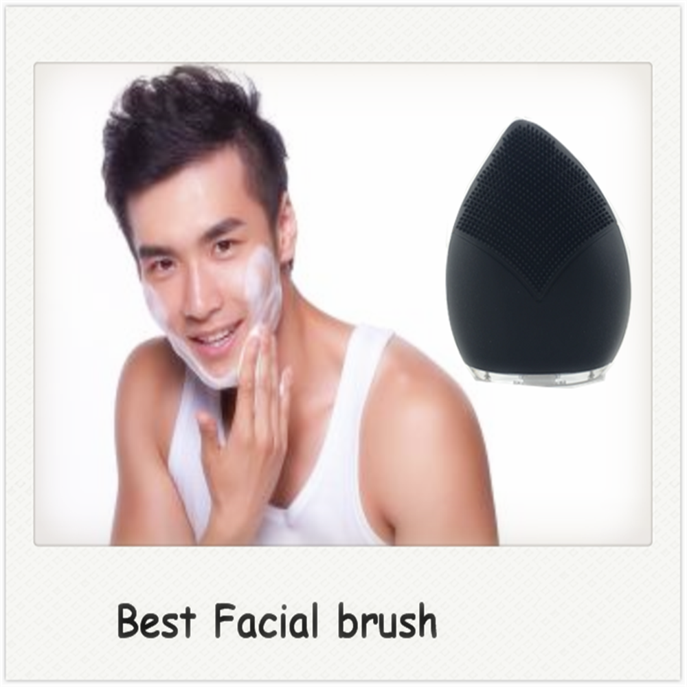 Facial Beauty Instrument Facial Cleansing Brush For Oil Skin Daily Home Use Products