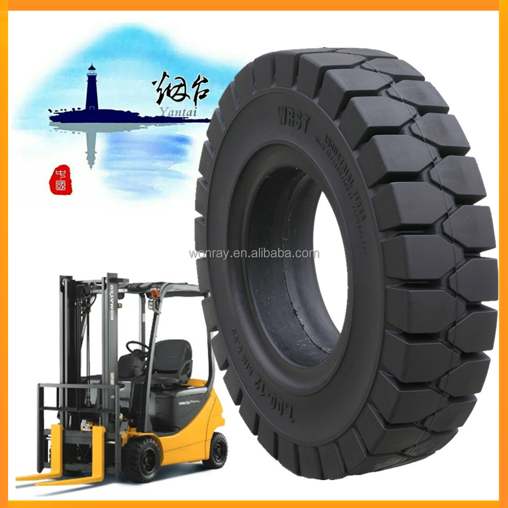 electric komatsuetc fb 10 14 15 18 parts forklift tire 18x7-8 solid