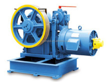 FYJ180 Elevator Traction Motor geared traction machine