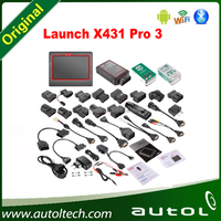 Launch X431 Pro3 Professional diagnostic tool original One-click Upgrade same as X-431 V+ V plus DHL fast shipping