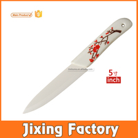 "TJC-01305 China Ceramic Knives as seen on TV 5"" Utility Noble Knife"