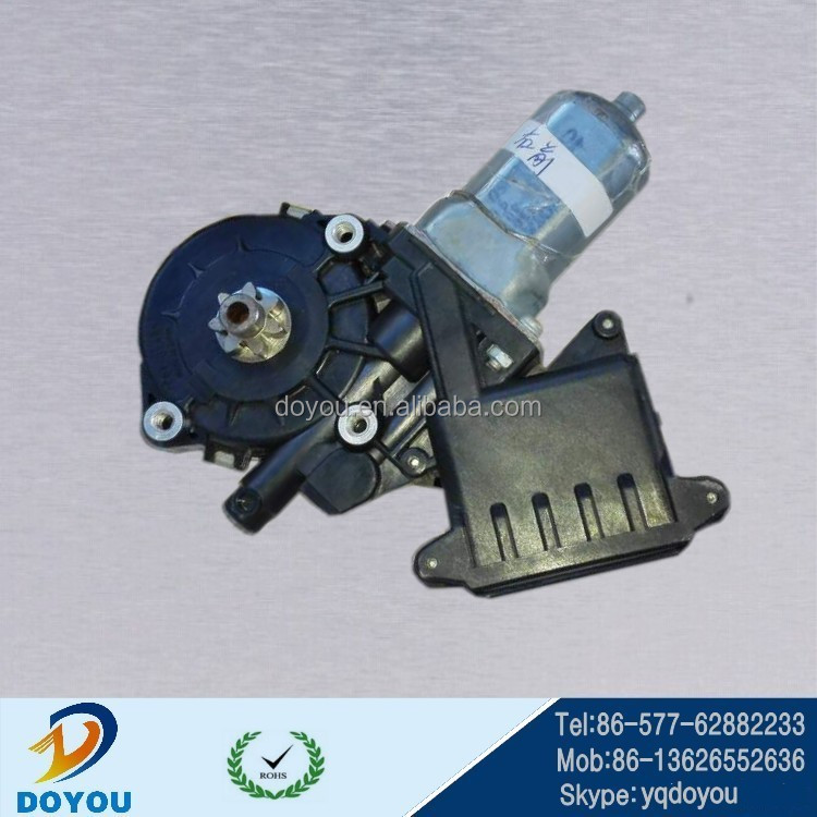 power window regulator motor for right door
