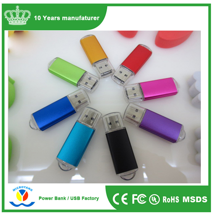Fashion style 8gb 16gb 32gb 64gb usb 2.0 mini flash drive ,metal pen drive