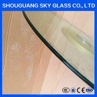 Standard size tempered glass latest products in market
