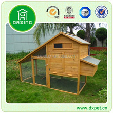 Wooden Pet House, Outdoor Large Rabbit Hutch, Wholesale China Chicken Coop