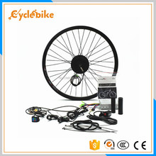 CE 36v brushless geared dc motor electric bike conversion kit 250w
