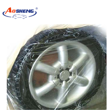 Tire storage bag disposable tyre cover