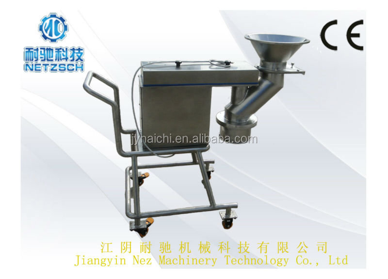 KZL high speed granulator animal feed pelletizing machine mill with CE certificate