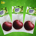 apple lemon shape and scents car paper air freshener for car promotion