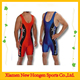 Custom Made Comfortable Men's Wrestling Suits Wrestling Singlet