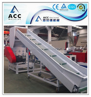 Waste PP PE Plastic Film Washing and Recycling Line