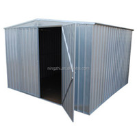 Prefab yard metal shed with high quality / Garden Storage Shed For sale