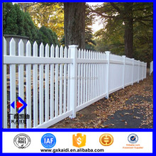 Wholesale High quality cheap Easily Assembled Vinyl Plastic PVC Fence