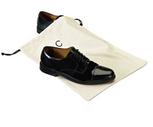 Wholesale muslin Dust Bag white covers For Shoes