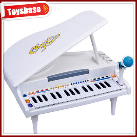 Music instruments electric piano
