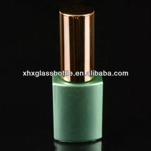 Wholesale Square 10Ml Uv French Gel Nail Polish Bottle With Strianght Round Plastic Cap