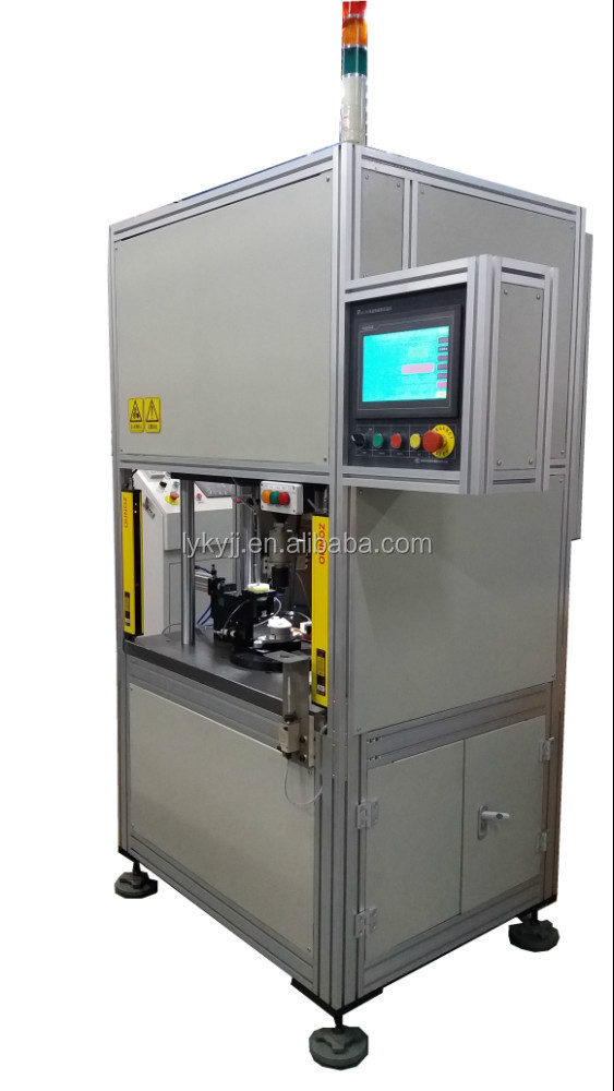 Automatic assembly machine for auto tensioner