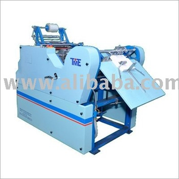 paper folding and envelope machine