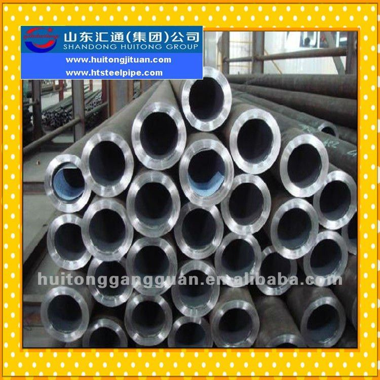 Hot Rolled And Cold Drawn ASTM A106-B/A53-B/A315-B/A210-C/A210-A1 Carbon Steel Seamless Pipe From Huitong Group