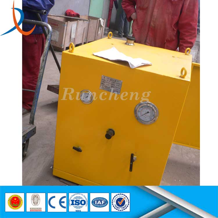 Safety test air driven chemical injection pump / well test feeding pump with factory price