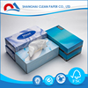 Color Facial Tissue