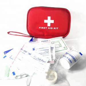 Wholesale Free Samples 2018 Medical Emergency Plastic Box First Aid