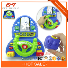 Brand new airport shape toy handheld game console for kid