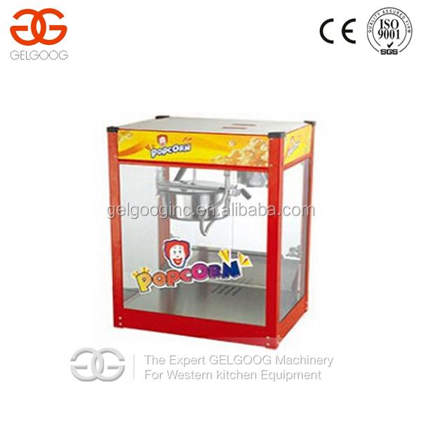 small popcorn vending machine popcorn making machine