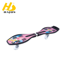 Factory hot sales kids wave board land surf board street wave board for sale