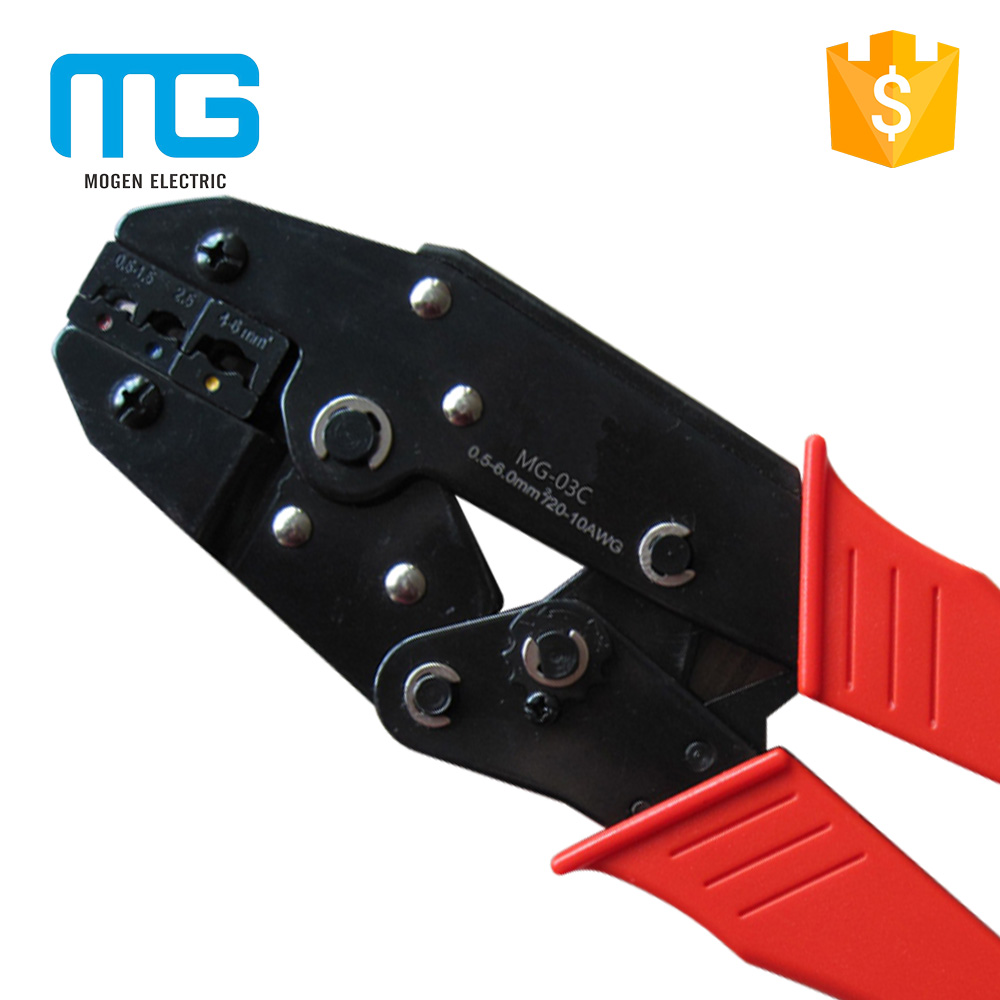 Wholesale MG-03C stainless steel terminal electric crimping tool