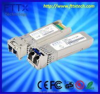 Allied Telesis compatible 10g 2km 1330nm switch sfp ethernet applications fiber optic transmitter