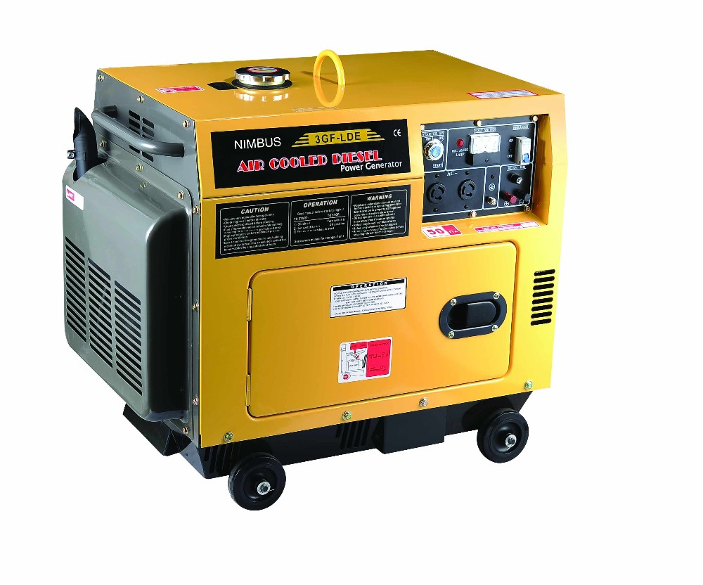 3kw Old Factory Semi-automatic Micro Diesel Generator