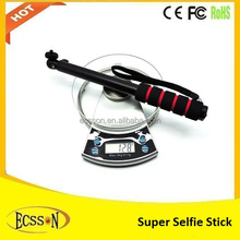 2015 selfie stick without cable, selfie bluetooth speaker preparing for beautiful life