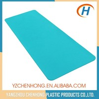 Recyclable and Biodegradable Phthalates Latex Free Eco-friendly TPE Organic Yoga Mat Factory