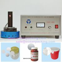 Design best selling high speed induction sealing machinery