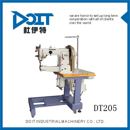 DT205 Quality of sewing is very good Walking foot sewing machinery