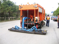 Freetech PM220 Asphalt Road Hot in Situ Sealing Patching Machine