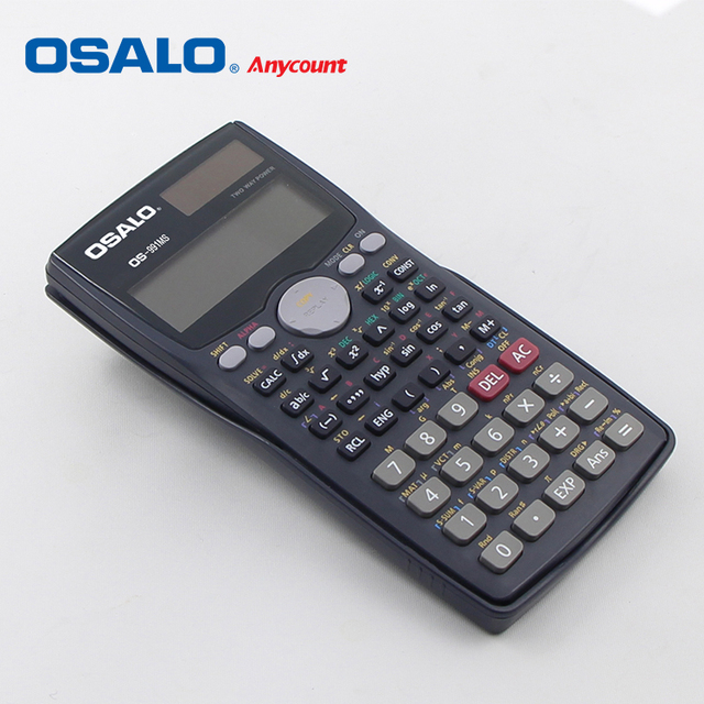 OS-991MS scientific calculator with fraction