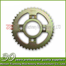 motorcycle sprocket for honda wave 125, timing chain sprocket