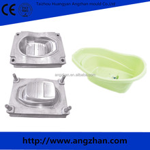 plastic babytub mould/injection moulding plastic corner bath tub mold