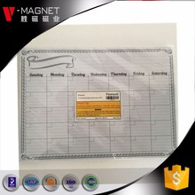 magnetic school soft board